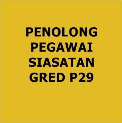 Contoh Soalan Penolong Pegawai Siasatan P29
